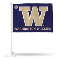 Washington Car Flag