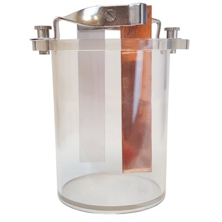 GSC International 4-1822 Voltaic Cell with Two Electrodes - Copper and Aluminum