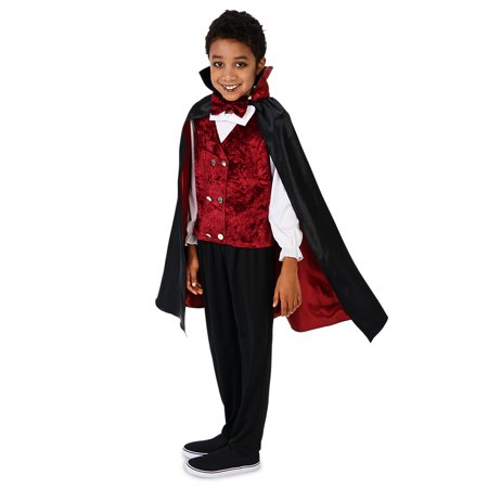 Transylvanian Vampire Child Costume - Vampire Dress Up Twilight