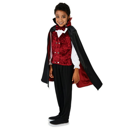 Transylvanian Vampire Child Costume - Vampire Costume Ideas For Kids