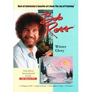 BOB ROSS THE JOY OF PAINTING-WINTER GLORY (DVD) (DVD)