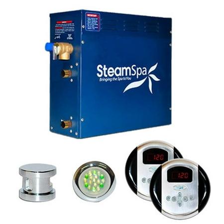 SteamSpa RY450 Royal 4 5 Kw Steam Generator Package