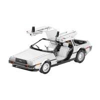 Metal Earth 3D Metal Model Kit - DeLorean