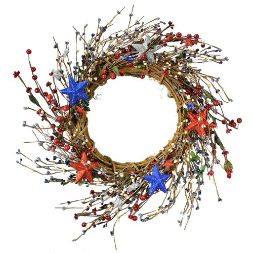 Fantastic Craft 22'' Americana Wreath