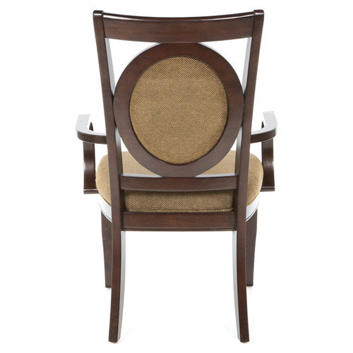 Steve Silver Furniture Montblanc Arm Chair (Set of 2)