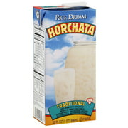 Rice Dream Horchata Traditional Rice Drink 32 fl oz (Pack of 6)