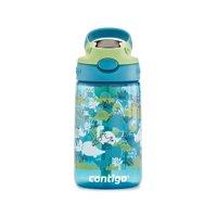 Contigo Kids Autospout Water Bottle with Easy-Clean Lids, 14 oz