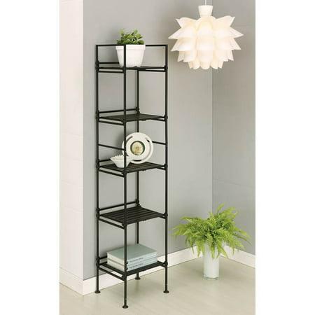 5 Tier Square Shelf - Resin ()