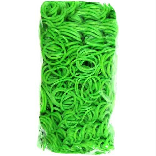Rainbow Loom Lime Green Rubber Bands Refill Pack [600 ct]