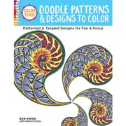 Color This! Doodle Patterns and Designs to Color Adult Coloring Book