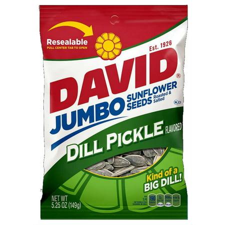 Pickle Back Shot ((Price/Case)David 2620046462 David Dill Pickle Sunflower)
