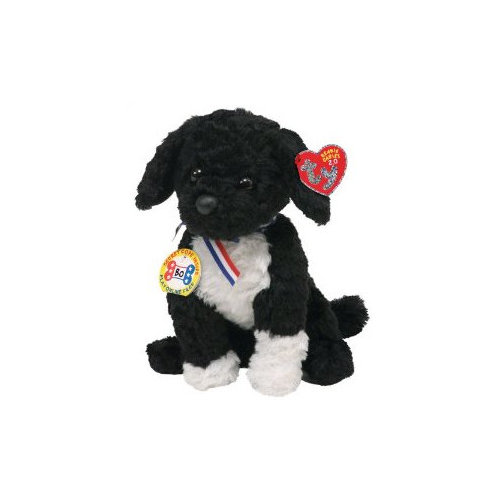 TY Beanie Baby 2.0 - BO the Portuguese Water Dog (6 inch)