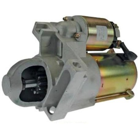 Motor Starter Contact - NEW STARTER MOTOR FITS BUICK LESABRE PARK AVENUE REGAL 3.8L (231) V6 1998-2001
