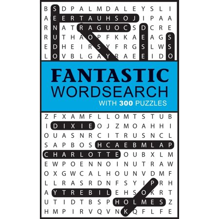 Fantastic Word Search (Amazing Word Search Puzzles)