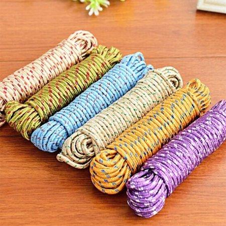 10 m Line Rope Clothesline Multifunction Nylon Washing Clothes String ITBU