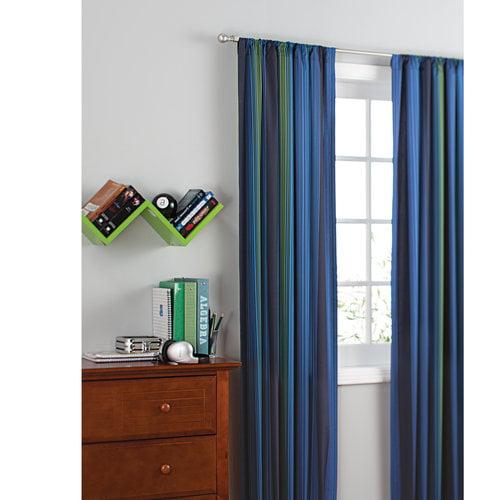 your zone stripe fade curtain