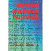 Hollywood Cryptogram Puzzle Book (Paperback)