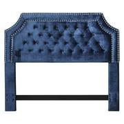 Chic Home Leda Velvet Upholstered Headboard
