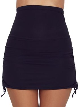 Anne Cole Signature Womens Live In Color High-Waist Skirted Bikini Bottom Style-20MB41701