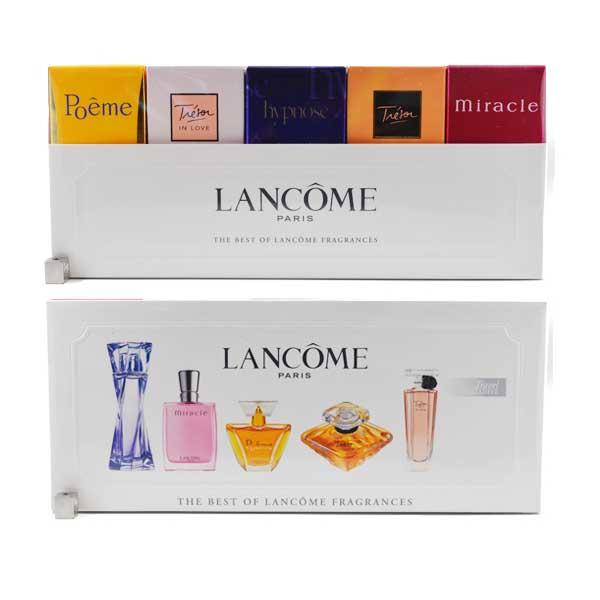 Lancome Miniatures Set 5 Pieces Women's Perfume Set