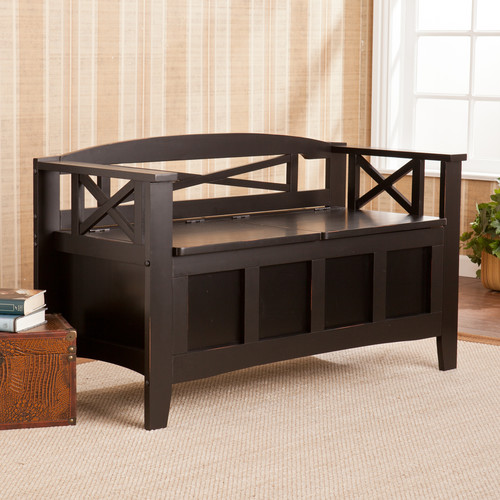 Wildon Home  Cooper Storage Bench