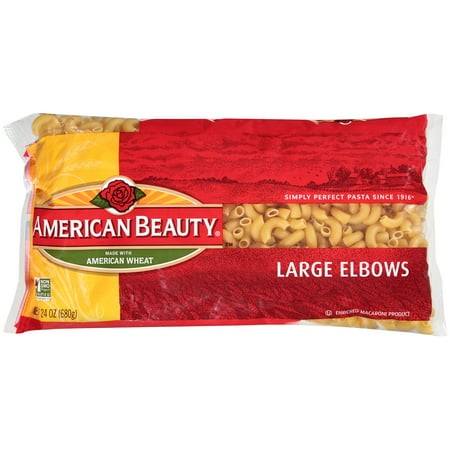 Image of American Beauty Large Elbow Pasta - 24oz