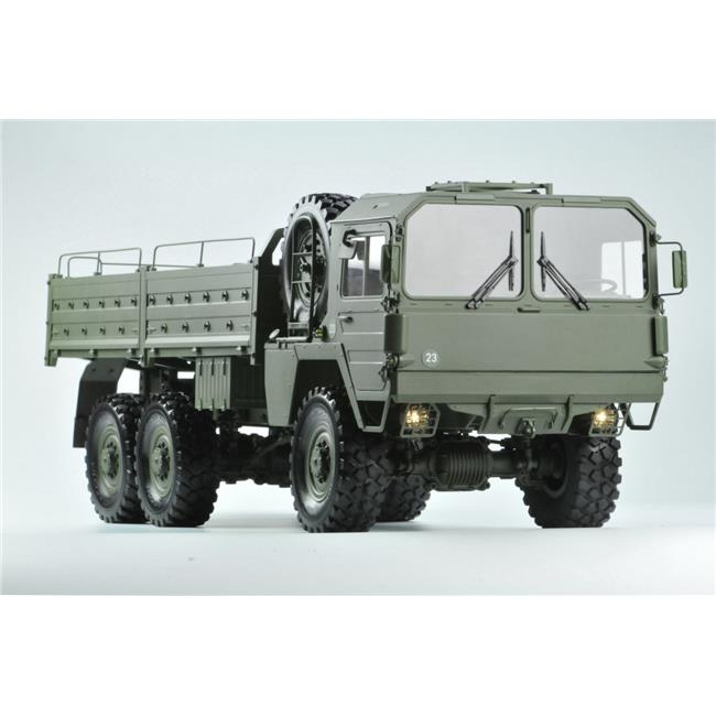 Cross RC CZRMC6C 6 x 4 in. MC6 1-10 Military Truck Kit - image 1 of 1