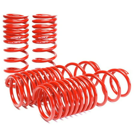 Skunk2 90-97 Honda Accord (All Models) Lowering Springs (2.00in. - 1.80in.) (Set of 4) Accord Lowering Springs
