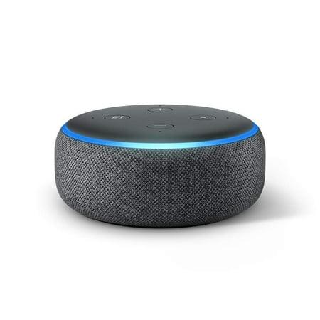 Amazon Echo Dot (3rd Generation) - Charcoal