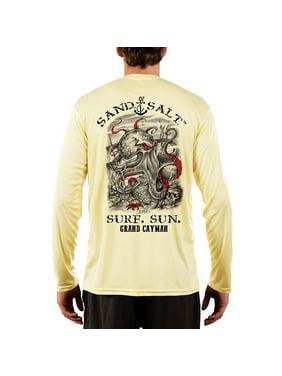 360ea5f5 Product Image Grand Cayman Islands Octopus Treasure Men's UPF 50+ Long  Sleeve T-Shirt