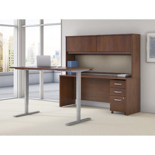 Bush Business Furniture Series C Elite 36.02'' H x 72'' W Desk Hutch
