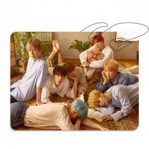 Fancyleo Kpop BTS Group Bangtan Boys Mouse Mat