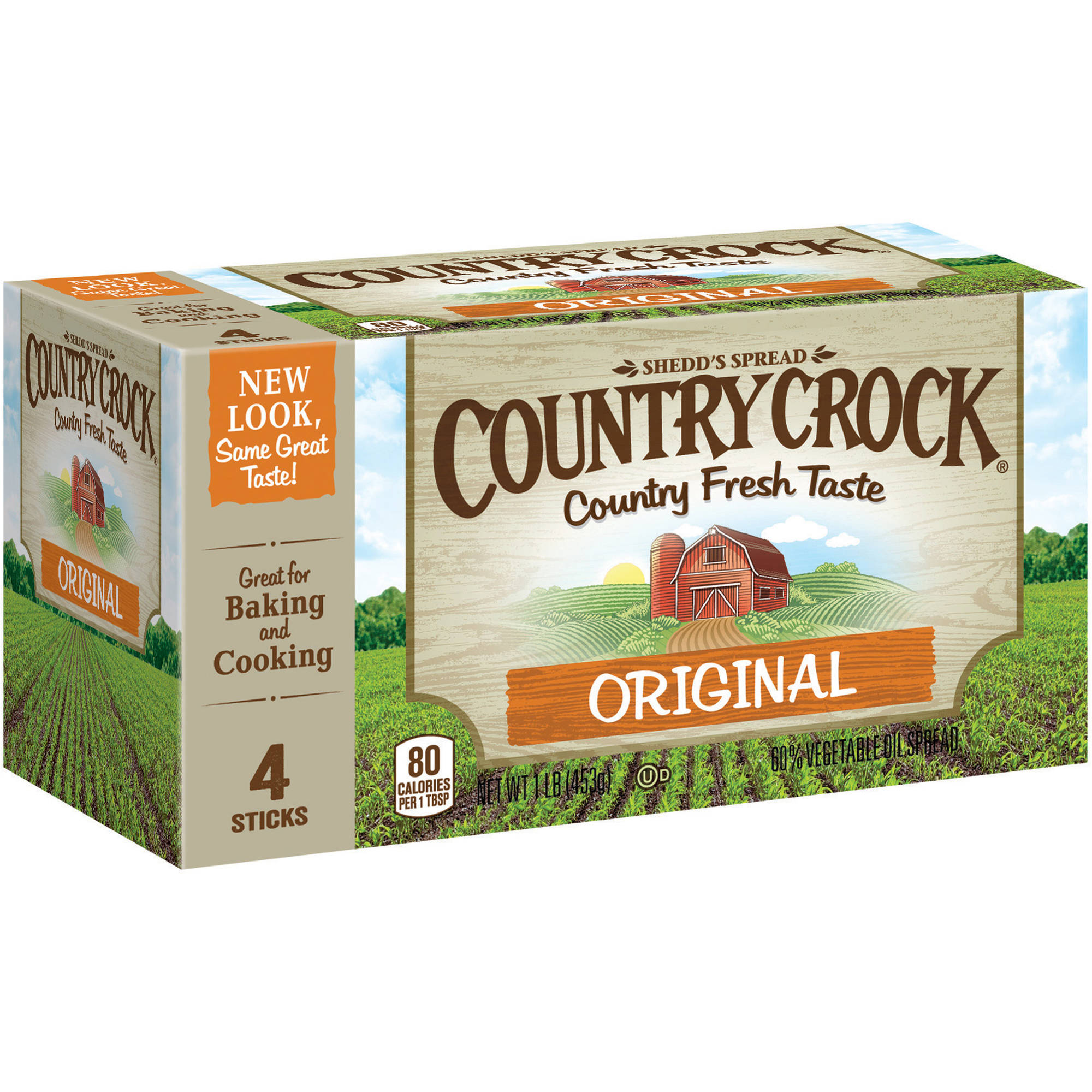 Country Crock Regular Sticks, 1 lb