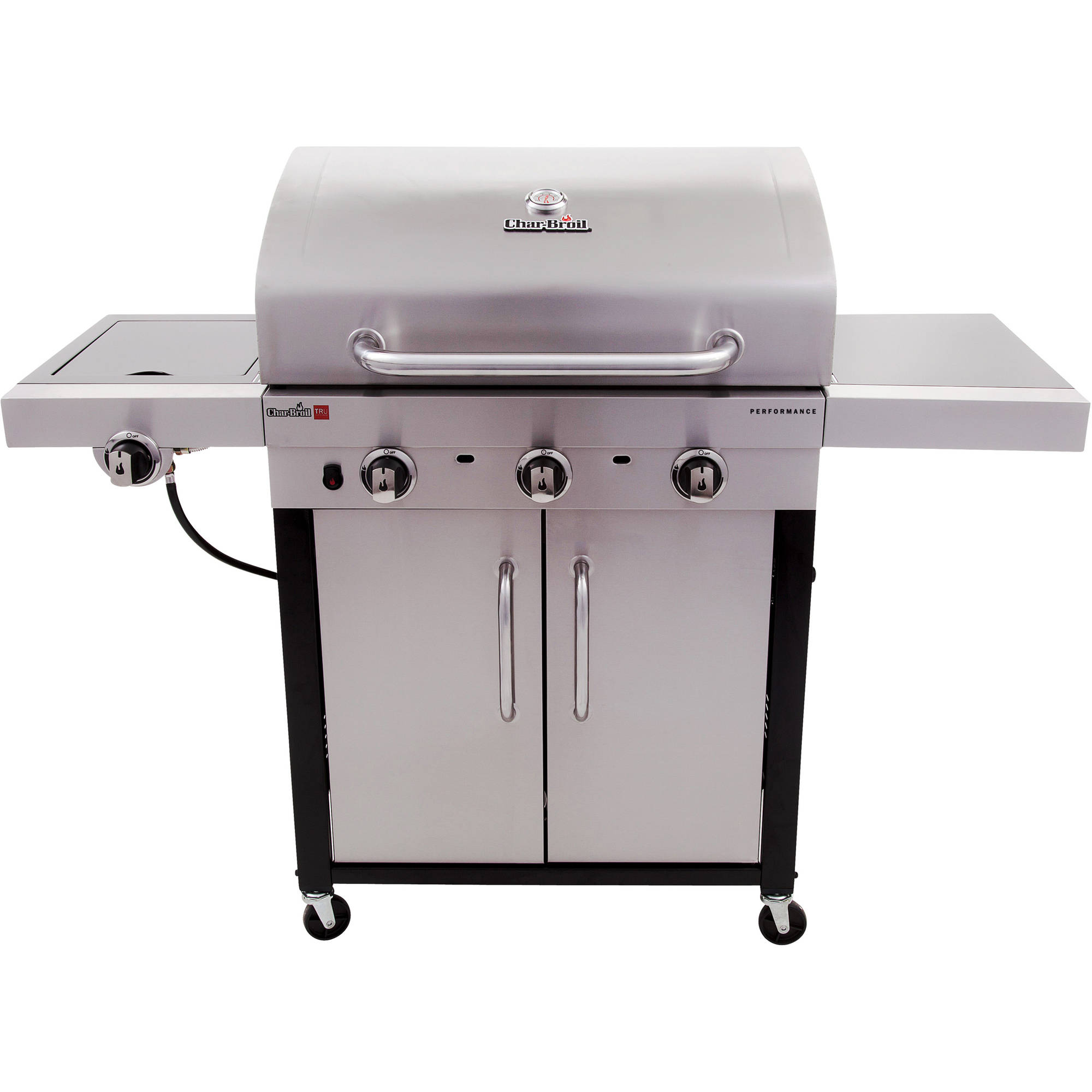 Char-Broil Performance TRU-Infrared 500 3-Burner Gas Grill by Gas Grills