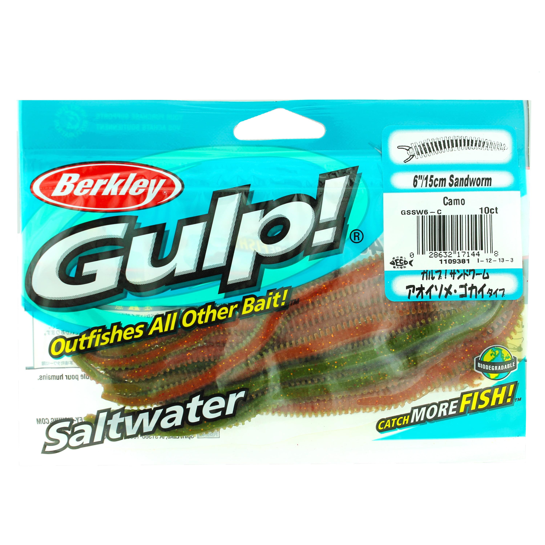 Berkley Gulp! Saltwater Sandworm
