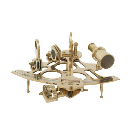 Durable Brass Sextant