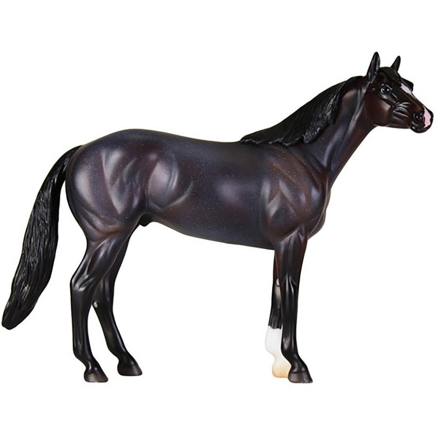 Breyer Classics Bay Roan American Quarter Model Horse