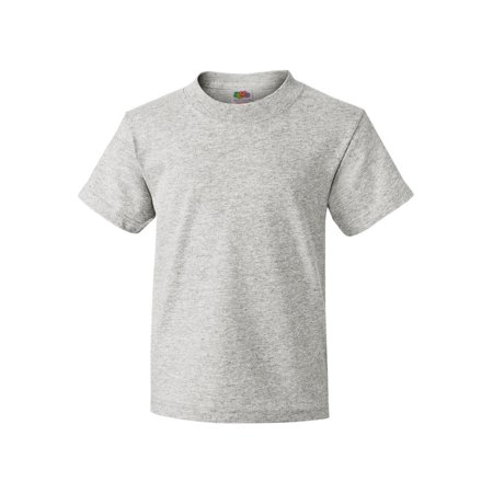 Fruit of the Loom T-Shirts HD Cotton Youth Short Sleeve