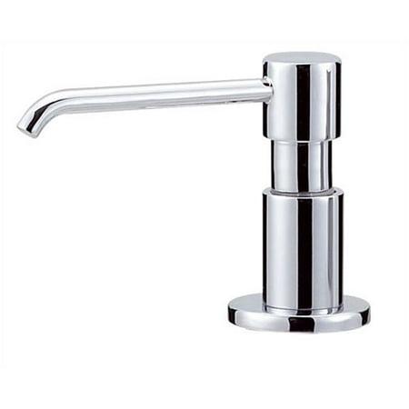 Danze Dispenser (Danze Parma Soap and Lotion Dispenser )