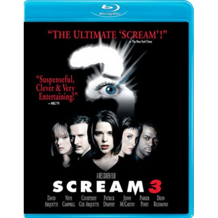 Scream 3 (Blu-ray) (Scream Villain)