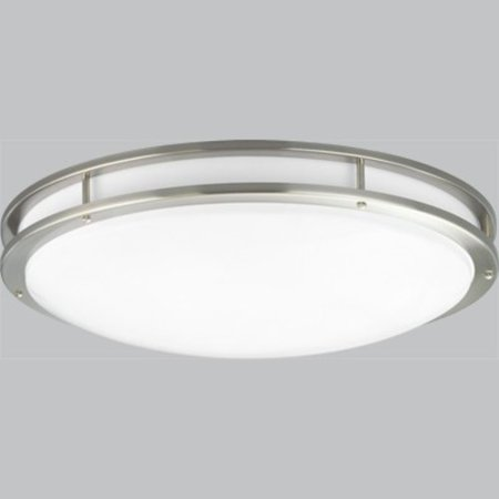 Progress Lighting P7252ebwb Modular Fluorescent 3 Light Energy Star Rated Flush Mount Ceiling Fixture 31 Wide