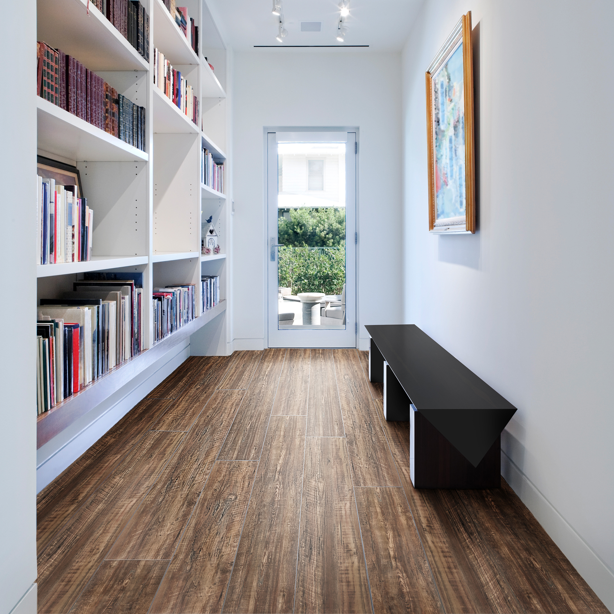 Achim Nexus Granite 12x12 Self Adhesive Vinyl Floor Tile 20 Tiles Sq Ft