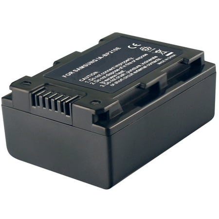 Samsung SMX-F40 Camcorder Battery Lithium Ion (2400 mAh 3.7v) - Replacement For Samsung IA-BP210E Battery ()