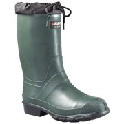 "BAFFIN 8562-0000-394 Knee Boots,Size 7,13"" H,Green,Plain,PR"