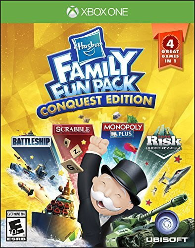 Hasbro Family Fun Pack: Conquest edition, Ubisoft, Xbox One, 887256024611 by Ubisoft