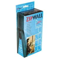 ZIPWALL AZ2 Zipwall Standard SelfAdhesive Zipper,PK2