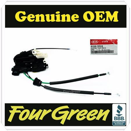 GENUINE Door Lock Actuator Front Passenger For 11-15 Kia Sorento OEM 81320-2P010 Chevrolet Door Lock Actuator
