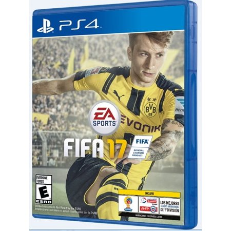 FIFA 17, Electronic Arts, PlayStation 4, 014633368710