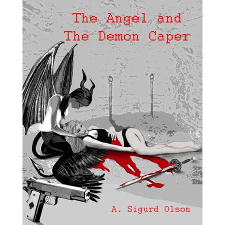 Black Shadow Detective Agency: The Angel and The Demon Caper - eBook](Shadow Demon)