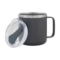 Deals on Ozark Trail 12-Ounce Vacuum Insulated Stainless Steel Coffee Mug, 3 Count